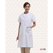 [요들] 의사가운(여자) 반팔 8504