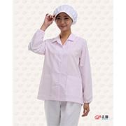 [요들] 소매고무줄 식당 줄무늬 유니폼(여) 8531-1 - 상의